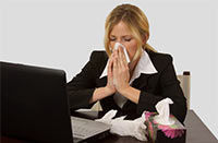 Combien de temps durent les rhumes ?